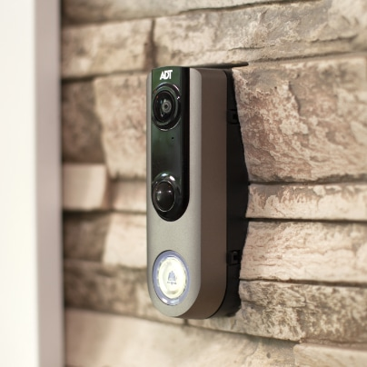 Springfield doorbell security camera